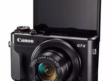 للبيع في صنعاء كاميرا كانون 2 g7x mark ii جديد