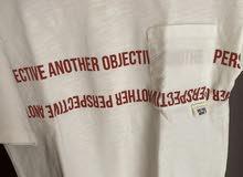 Zara T-Shirt White Size XS