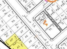 قطعة ارض بحي المعالي شرق الرياض واجهه جنوبيه ش15 السعر 1950حد