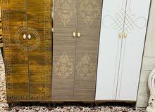 جزامات خشب تركي راقي ارتفاع مترين عرض 60