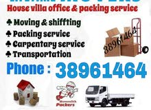 Life Time house Villa flat packing Moving Shifting All Bahrain Delivery Transpor