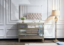 Brand New Mirrored Dressing and Side tables