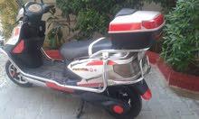 Baghdad - Aprilia motorbike made in 2018 for sale