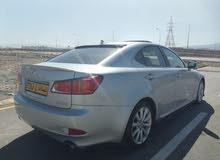 Lexus IS car for sale 2009 in Muscat city