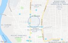 عقارات السودان للتسويق العقاري هاتف:0960888804 هاتف:0117411749  قطعة ارض في حي ا