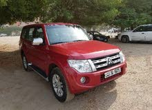 Automatic Red Mitsubishi 2014 for sale