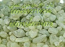 اللبان الحوجري العماني كعلاج او مضغ او دخون