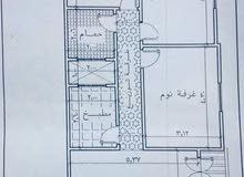 شقة بمدينة كفر الشيخ بالصوالحة للبيع