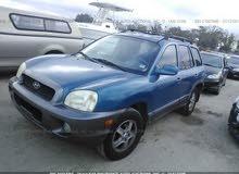 Santa Fe 2004 - Used Automatic transmission