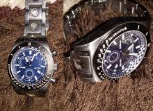 ساعة تيسوت ماركة معروفة استعمال انظيف