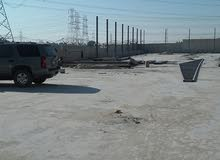 للإيجار مخزن جديد بأمغره سكراب الخشب مساحة ثلاث آلاف متر مربع