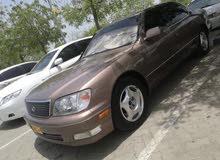 Available for sale! 40,000 - 49,999 km mileage Lexus LS 1999