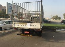 للبيع شاحنه موستبشي مديل 2011