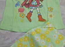 ملابس اطفال صيفي بناتي