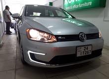 For sale Volkswagen E-Golf car in Amman