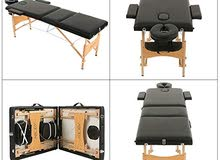Massage Foldable bed