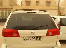 Toyota Siena car for sale 2010 in Al Ahmadi city