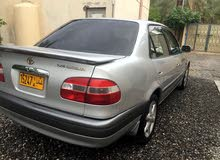 Toyota Corolla car for sale 1999 in Rustaq city