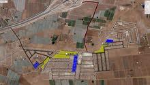ارض للاستثمار السريع مميزة في الذهيبة الغربية ملاصقة للتنظيم