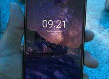 نوكيا 7بلس الهاتف 64GB  .ram4  . البطارية 3800