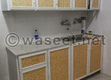 للبيع شقة بالمهبولة  3 غرف 3 حمامات بجانب مستشفى عالية والخدمات.