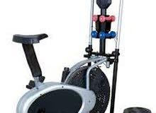 جهاز دراجة أوربتراك المطورة مع قرص