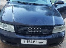 +200,000 km Audi A4 1999 for sale