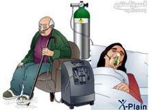 بيع وتبديل وتعبئة اكسجين طبي ونيترس اكسايد