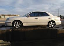 هونداي ازيرا للبيع 2002