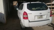 Hyundai Tucson 2009 For sale - White color