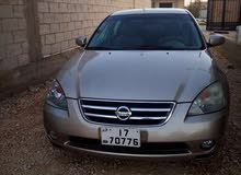 Gold Nissan Altima 2005 for sale