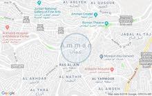 apartment in Amman Ras El Ain for rent