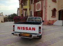 Nissan Pickup car for sale 2001 in Al Masn'a city