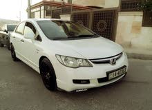 Honda Civic 2006 for sale in Amman