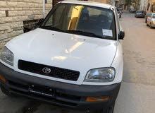 Toyota RAV 4 car for sale 2004 in Tripoli city