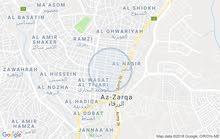محل للايجار , الزرقاء , شارع الامير حسن
