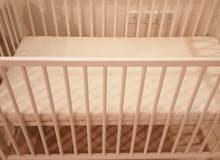 سرير طفل من ايكيا