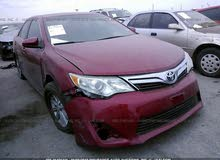 Toyota Camry 2012 For sale - Red color