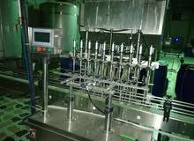 بيع معمل منظفات جاهز في الزعفرانية تشغيل للتجربة فقط