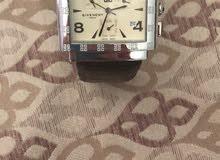 ساعة givenchy للبيع بحالة الوكالة بسعر طري