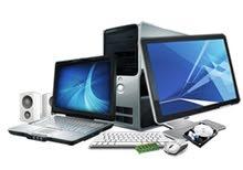 تصليح وبرمجة الاب توب وكمبيوتر وبيع ملحقاتها.صحم