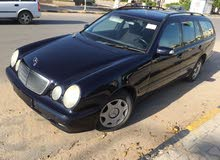 Mercedes Benz E 240 2002 for sale in Zawiya