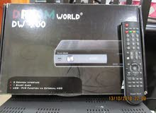 DreamWorld DW 700 MPEG2 Digital Satellite Receiver