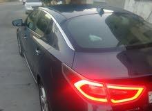 سيارة كيا اوبتما 2014 للضمان
