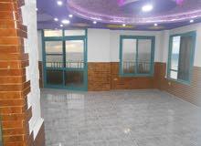 شقة 120م اول صف علي البحر - مسجلة في شاطئ النخيل اسكندرية