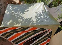 خيمة مشمعة