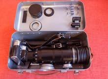 كاميرا نوع Zenit بعدسة سنايبر روسية