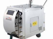 ماكينة بخار لغسيل السيارات