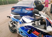 Suzuki motorbike made in 2003