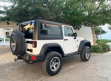 White Jeep Wrangler 2016 for sale